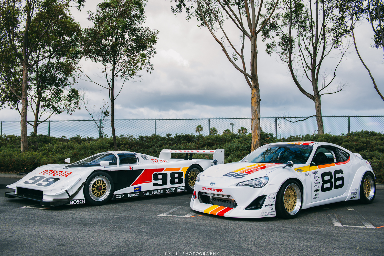 Scion Auto Influencer Event: The Showcars