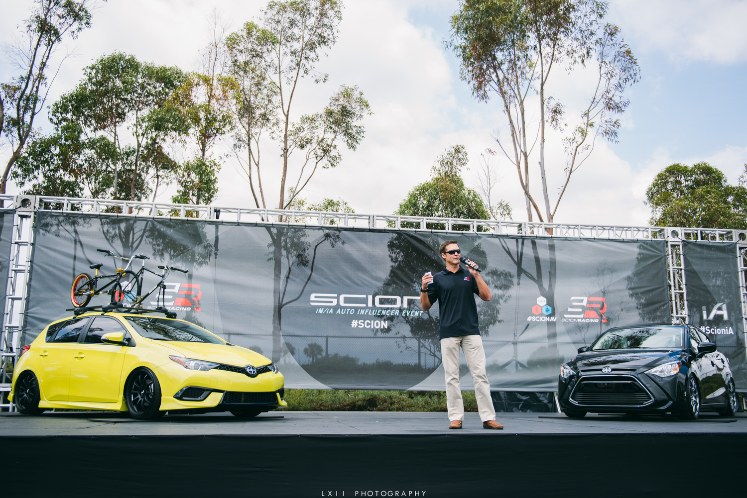 Scion Auto Influencer Event: The iA and iM