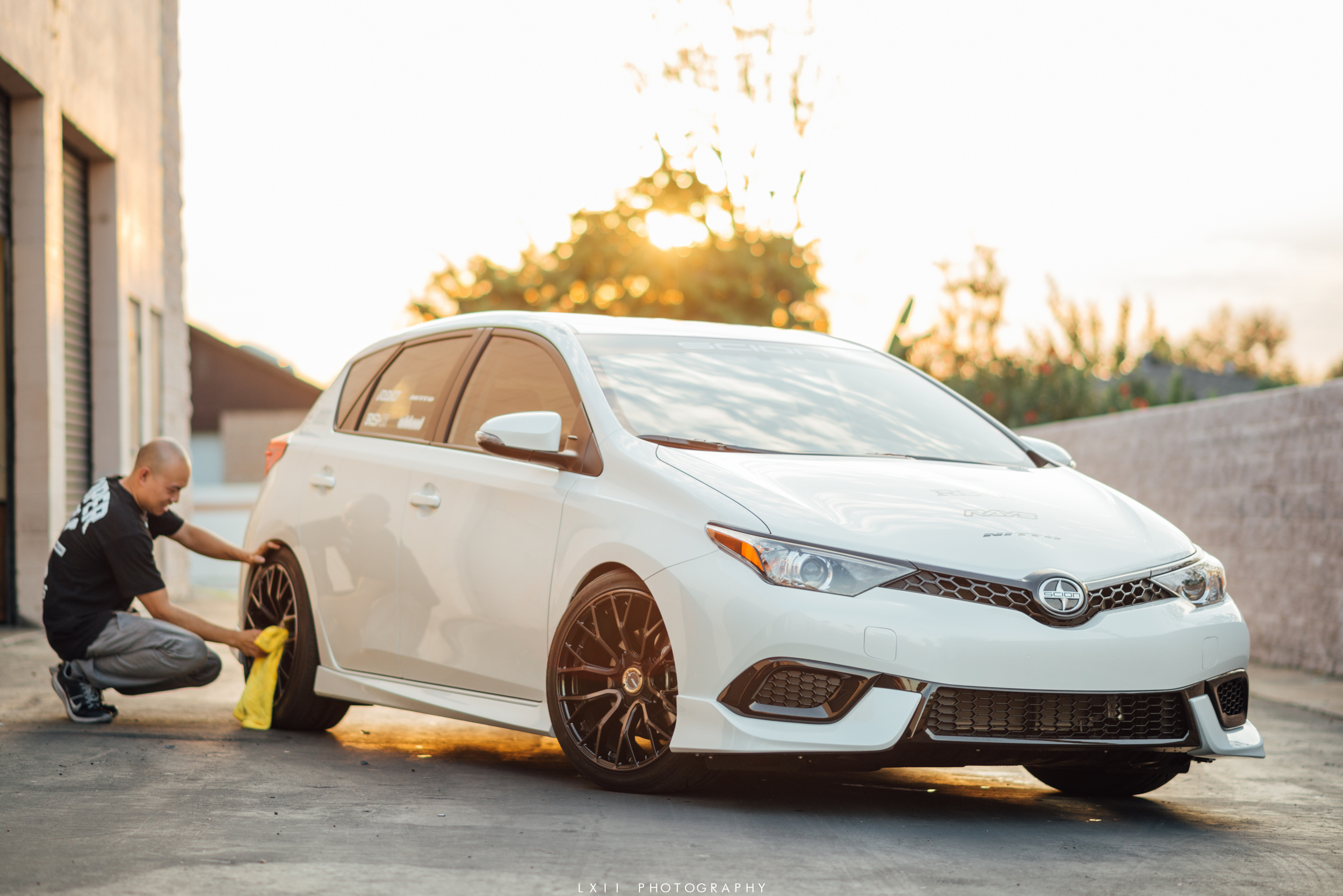Autotuned Scion iM