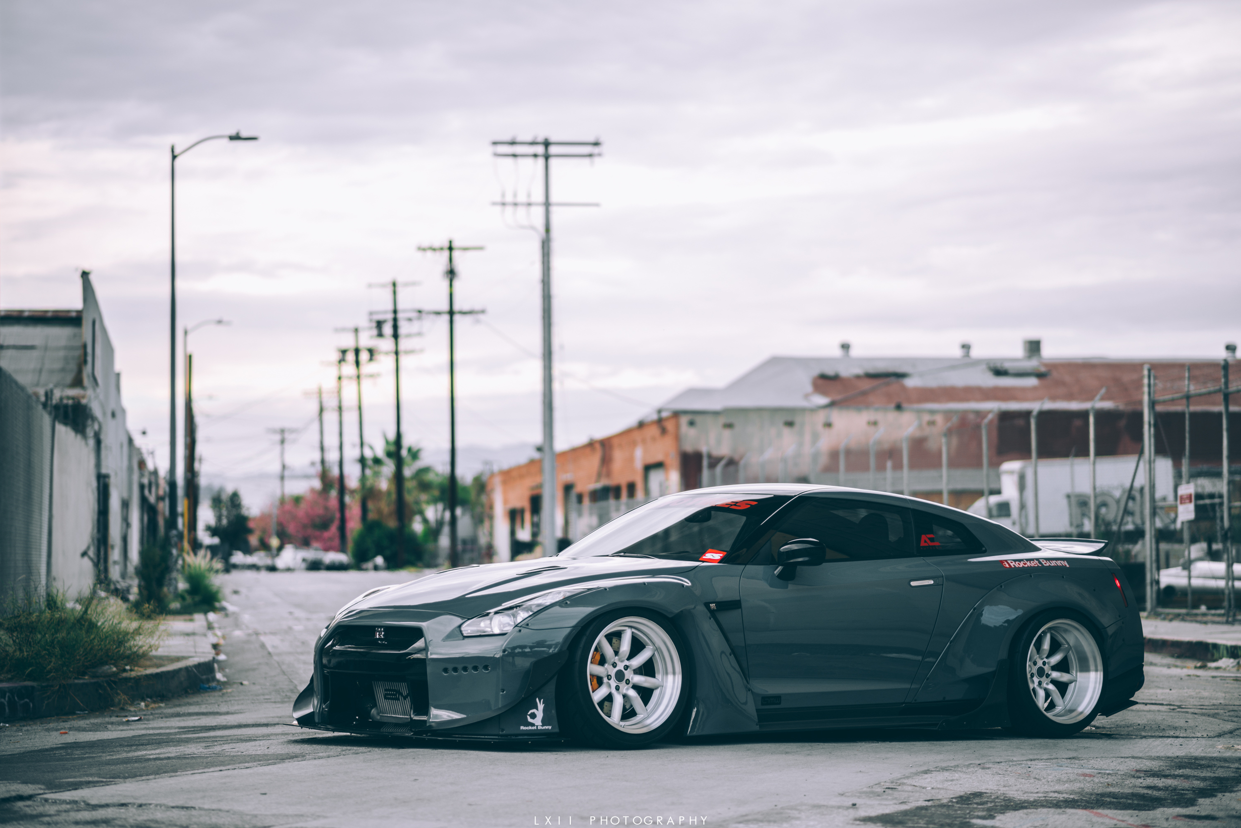 Steve's Rocket Bunny GTR | Autocon x Project-Definition x LXII Photography