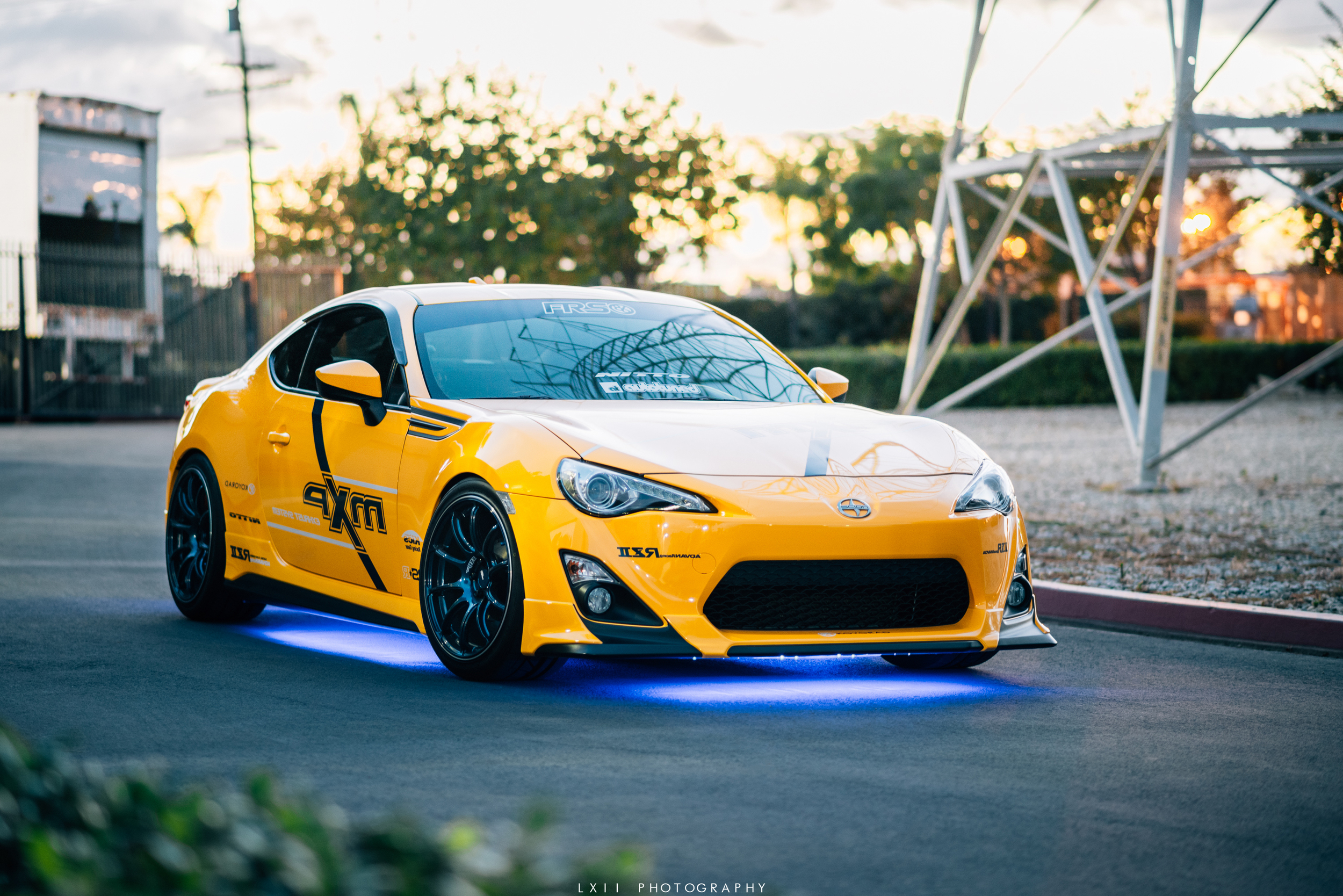 For Posterity: Young's FRS for SEMA 2015