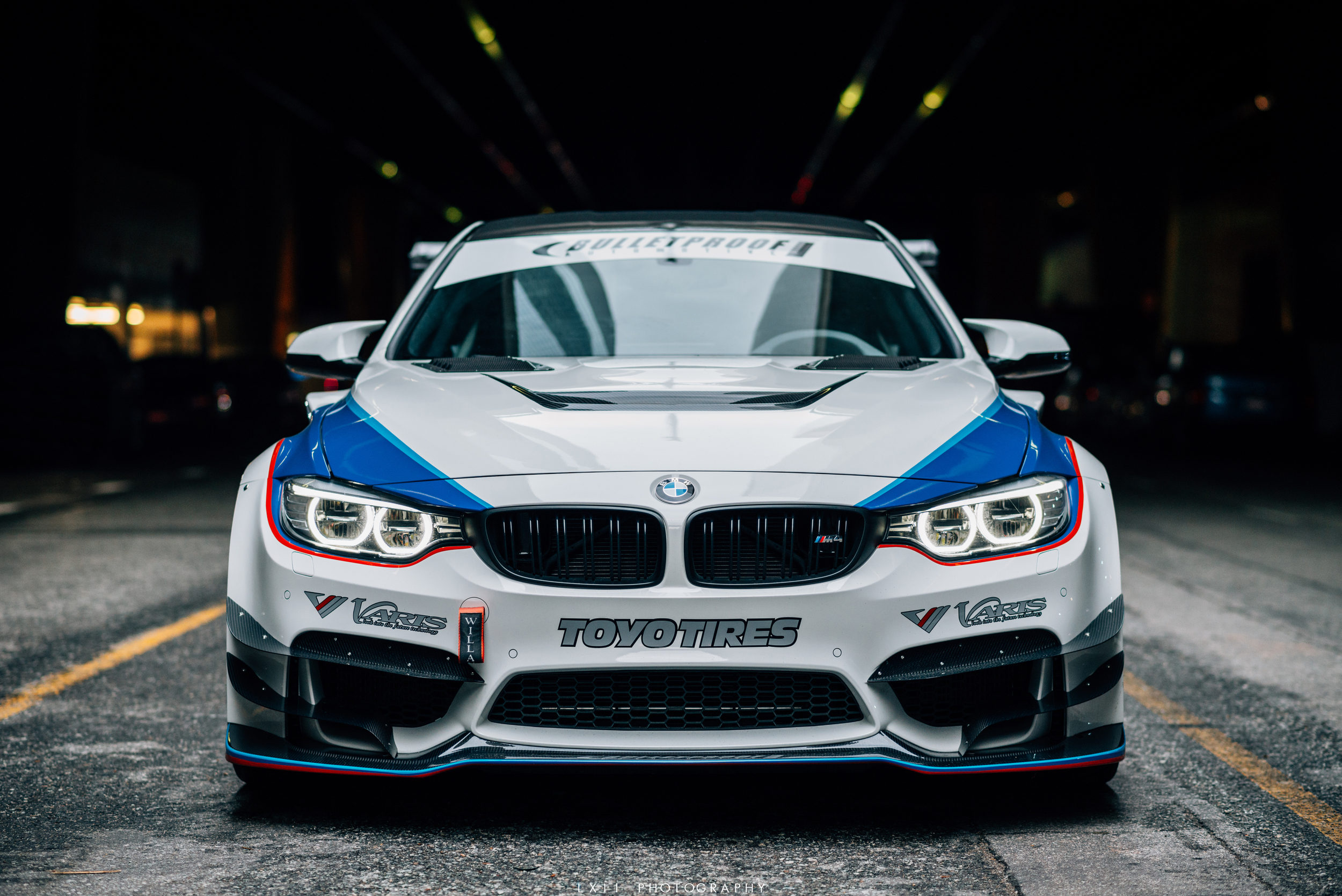 Bulletproof Varis BMW M4
