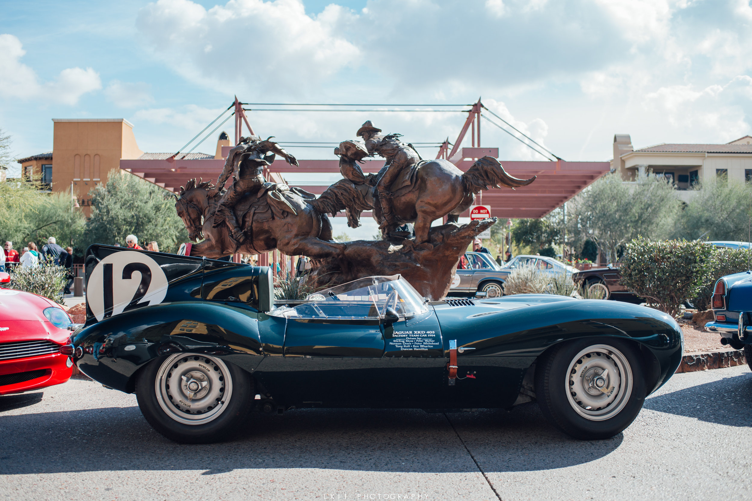Arizona Concours Lunch Cruise 2017