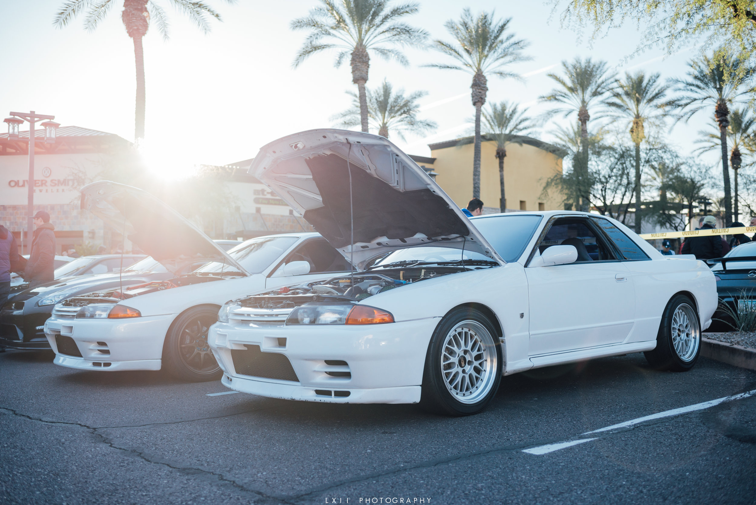 Scuderia Southwest Cars & Coffee Scottsdale - February