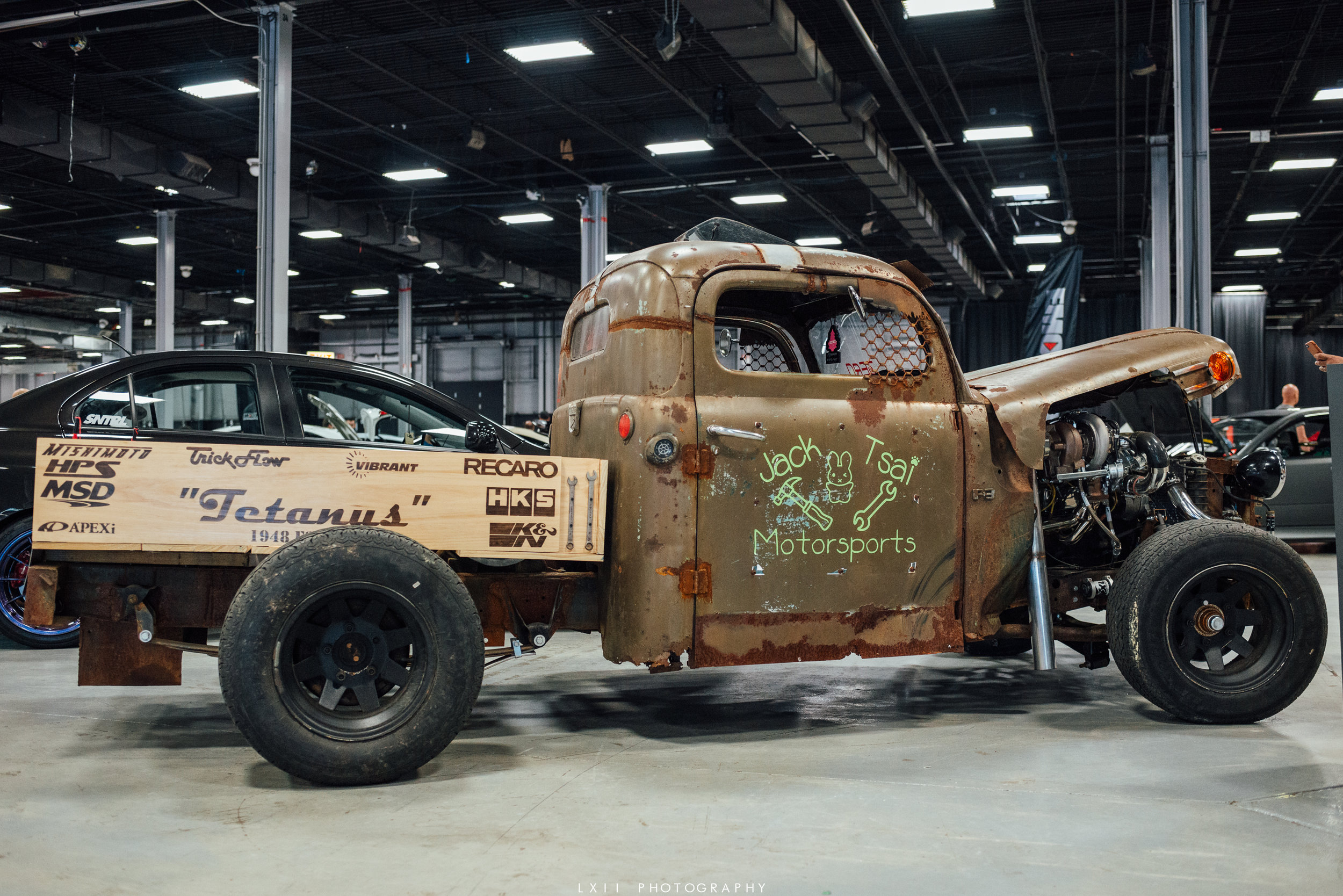 "The Quad-Turbo Truck ""Tetanus"" 