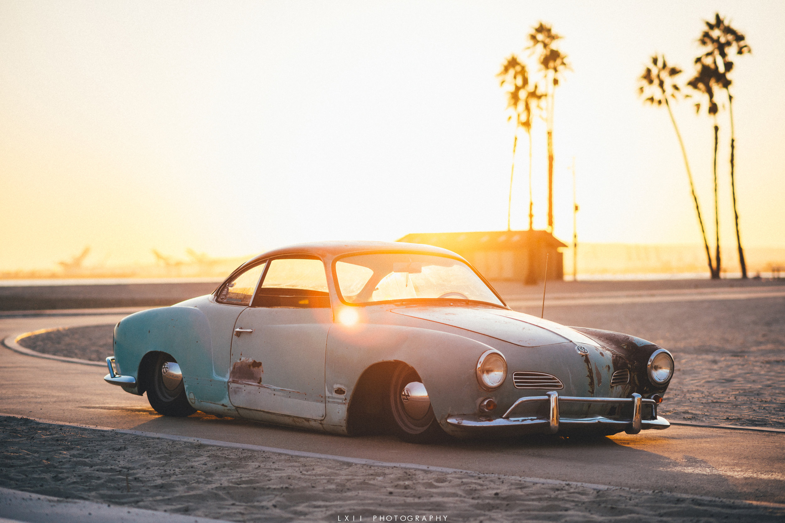 Scott's Karmann Ghia: Two Years Later