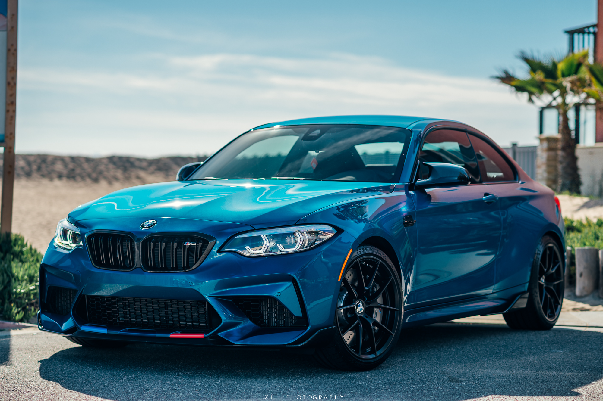 Derek's BMW M2 Competition