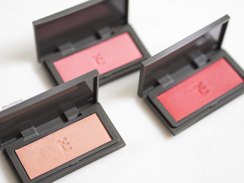THREE cheeky cheek blushes