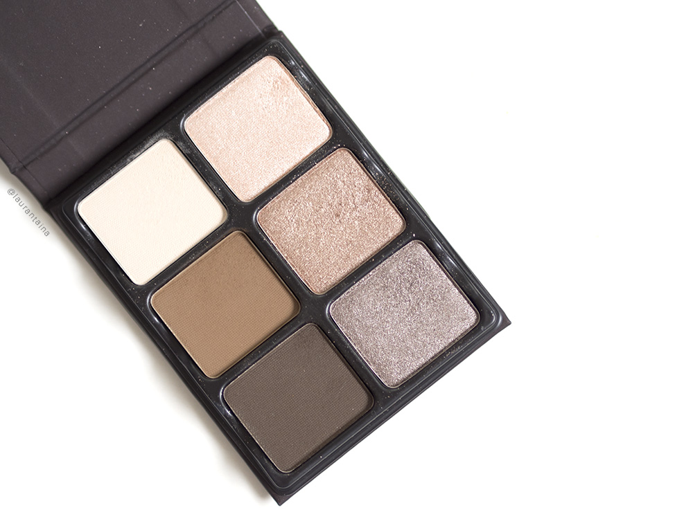 Viseart Cashmere Theory Palette