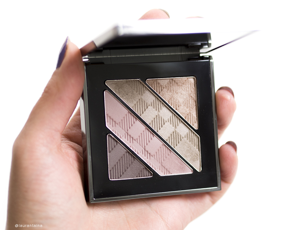 Burberry Pink Taupe Quad