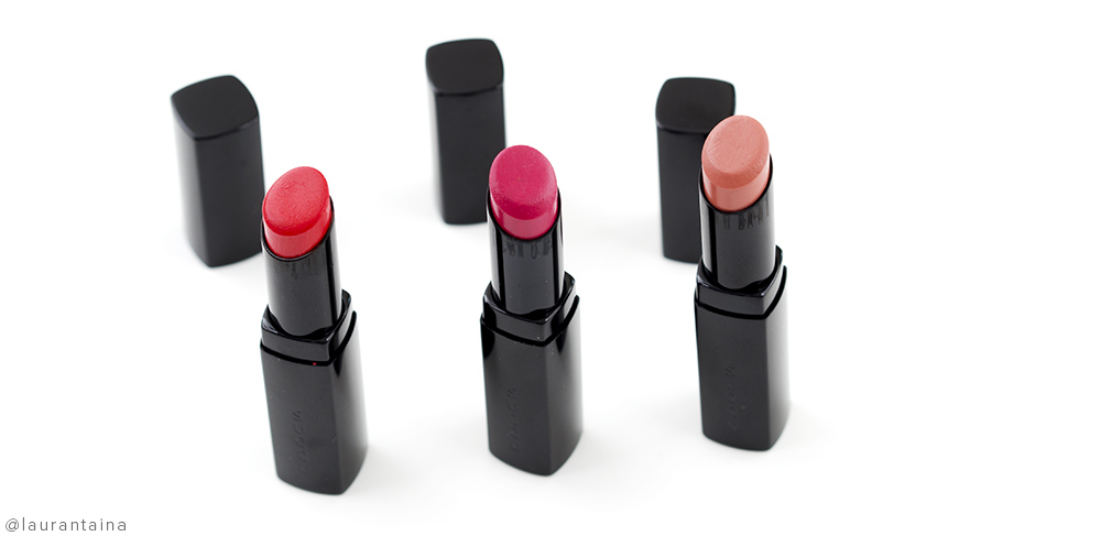 SUQQU Creamy Glow Lipstick Moist Limited Editions