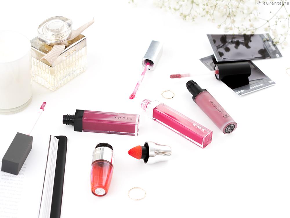 Favorite Lip gloss Formulas