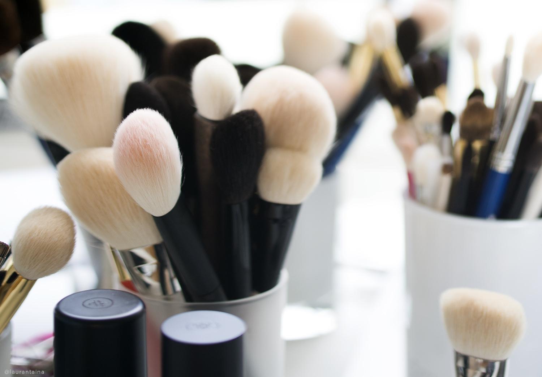 Luxury brushes
