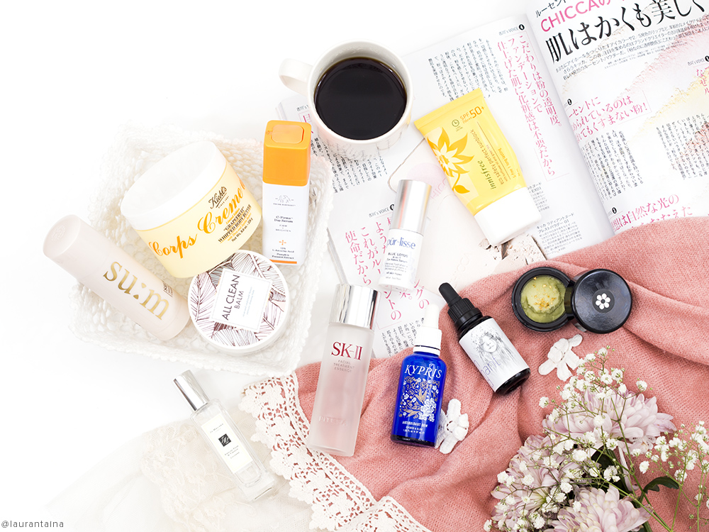 Accutane results and current luxury skincare routine