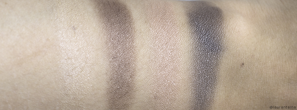 Rouge Bunny Rouge Loess Swatches