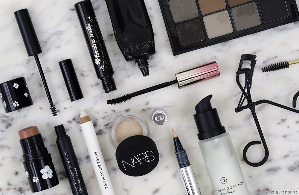 Sick Day Makeup Routine