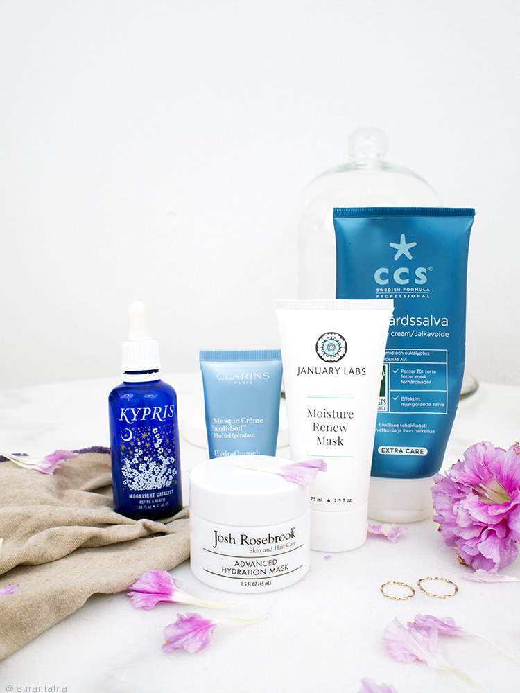 Transitional Nighttime Skincare Essentials: Kypris, January Labs, Josh Rosebrook