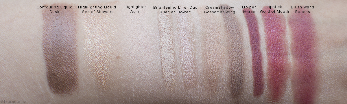 Rouge Bunny Rouge swatches