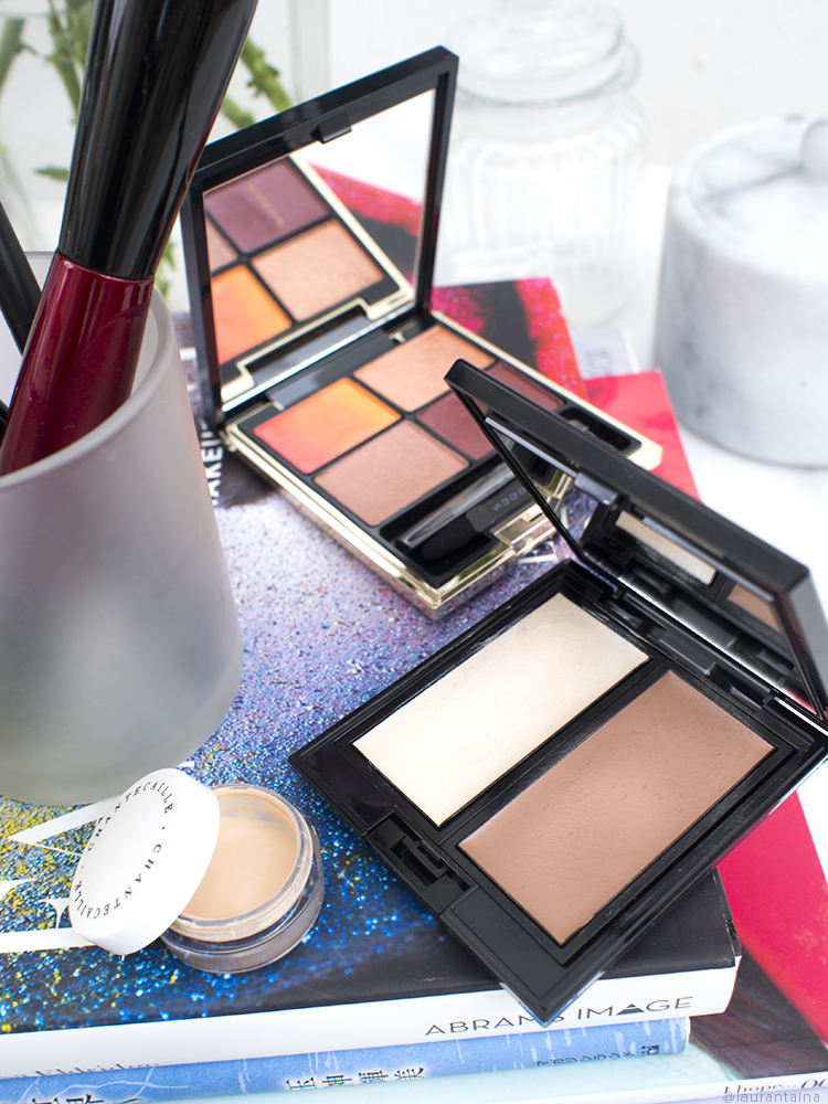 Japanese Makeup Flatlay