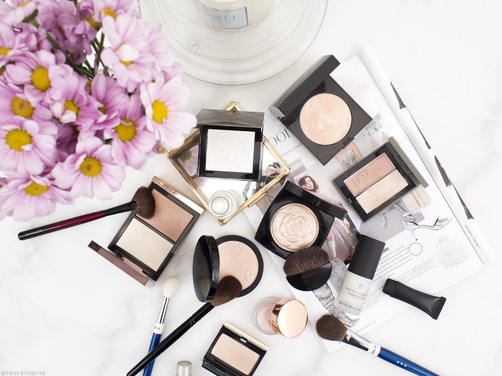 Tips How To Highlight Tutorial | Flatlay | Laurantaina Beauty Blog
