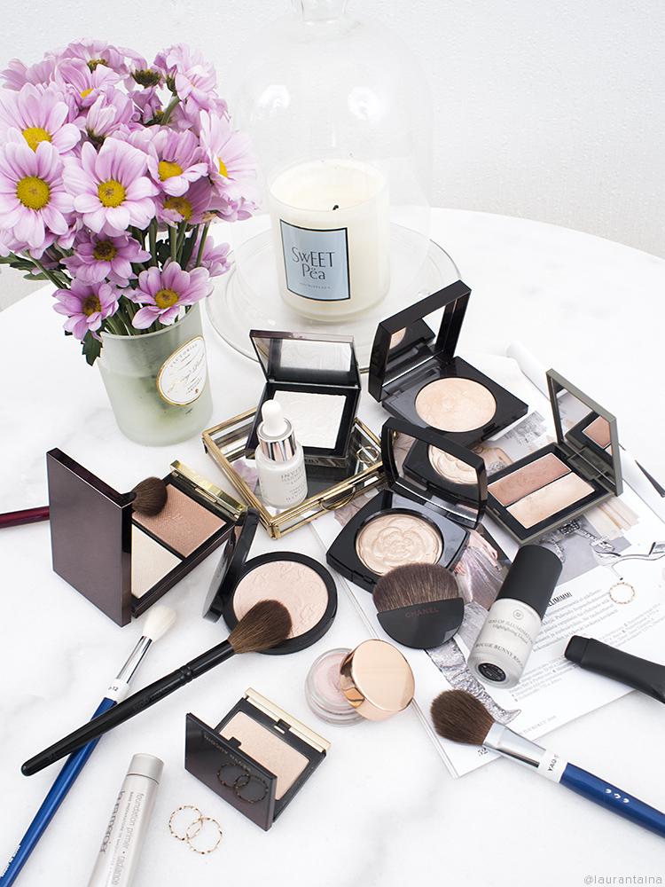 Tips How To Highlight | Flatlay | Tutorial | Laurantaina Beauty Blog