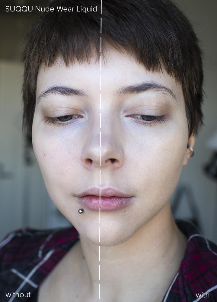 SUQQU Nude Wear Liquid | Laura Loukola beauty Blog