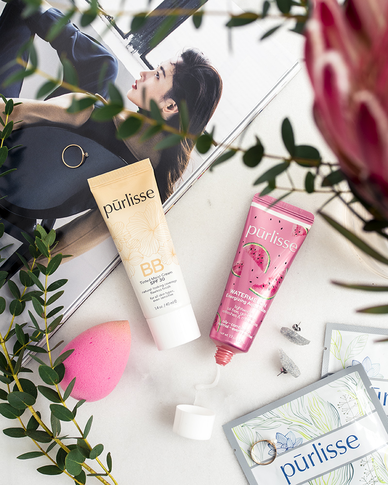 Purlisse BB Cream Review and Giveaway | Laura Loukola Beauty Blog