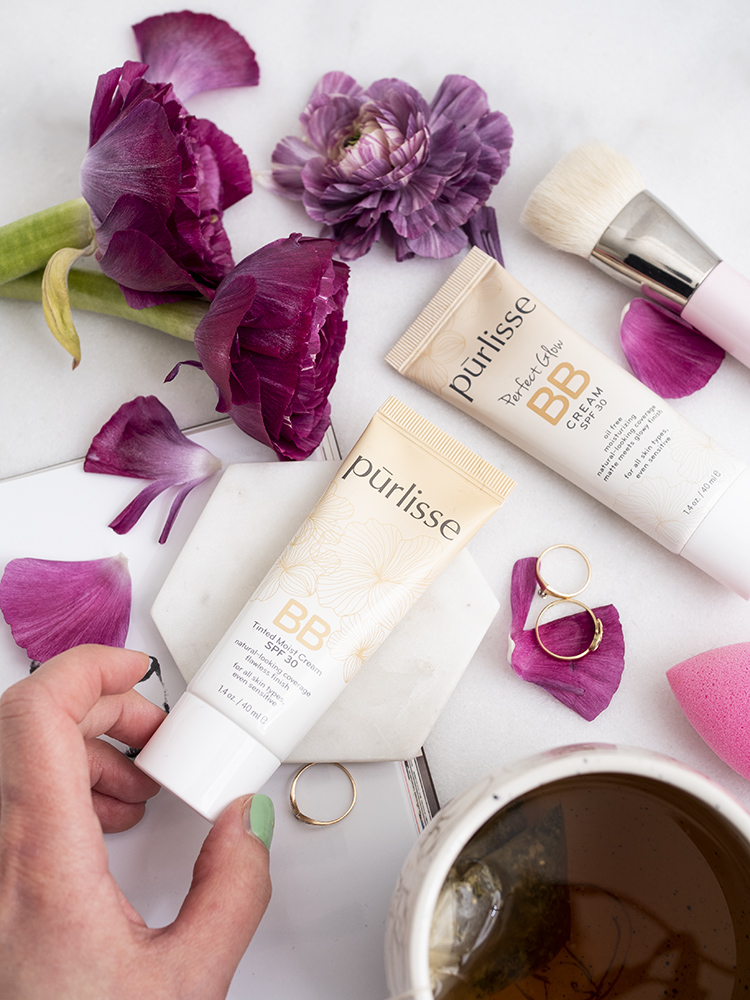 Purlisse BB Cream Review | Laura Loukola Beauty Blog