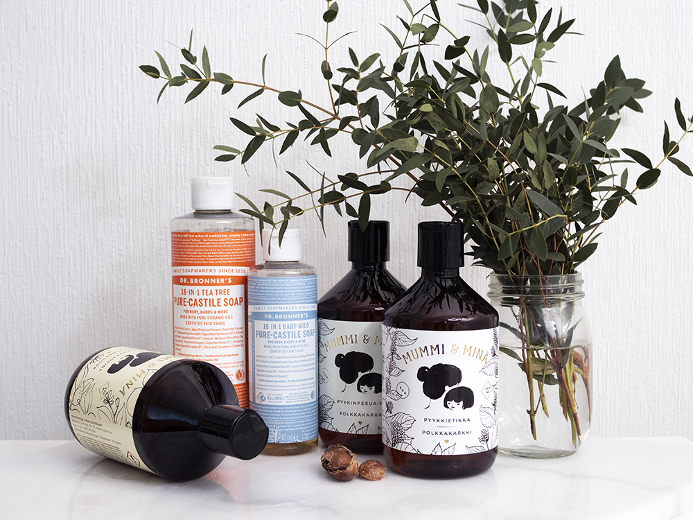 Skin Friendly and Eco Conscious Home Products | Laura Loukola Beauty Blog