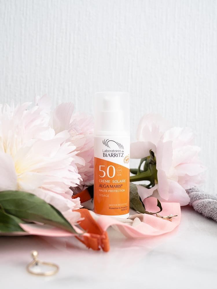Algamaris Sunscreen Reviews | Laura Loukola Beauty Blog