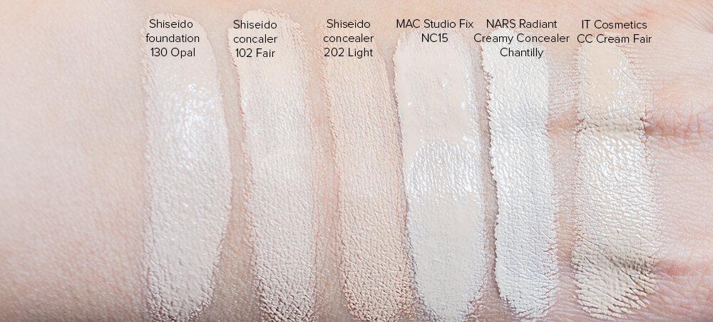 Synchro Skin Correcting Gelstick Concealer by Shiseido #7