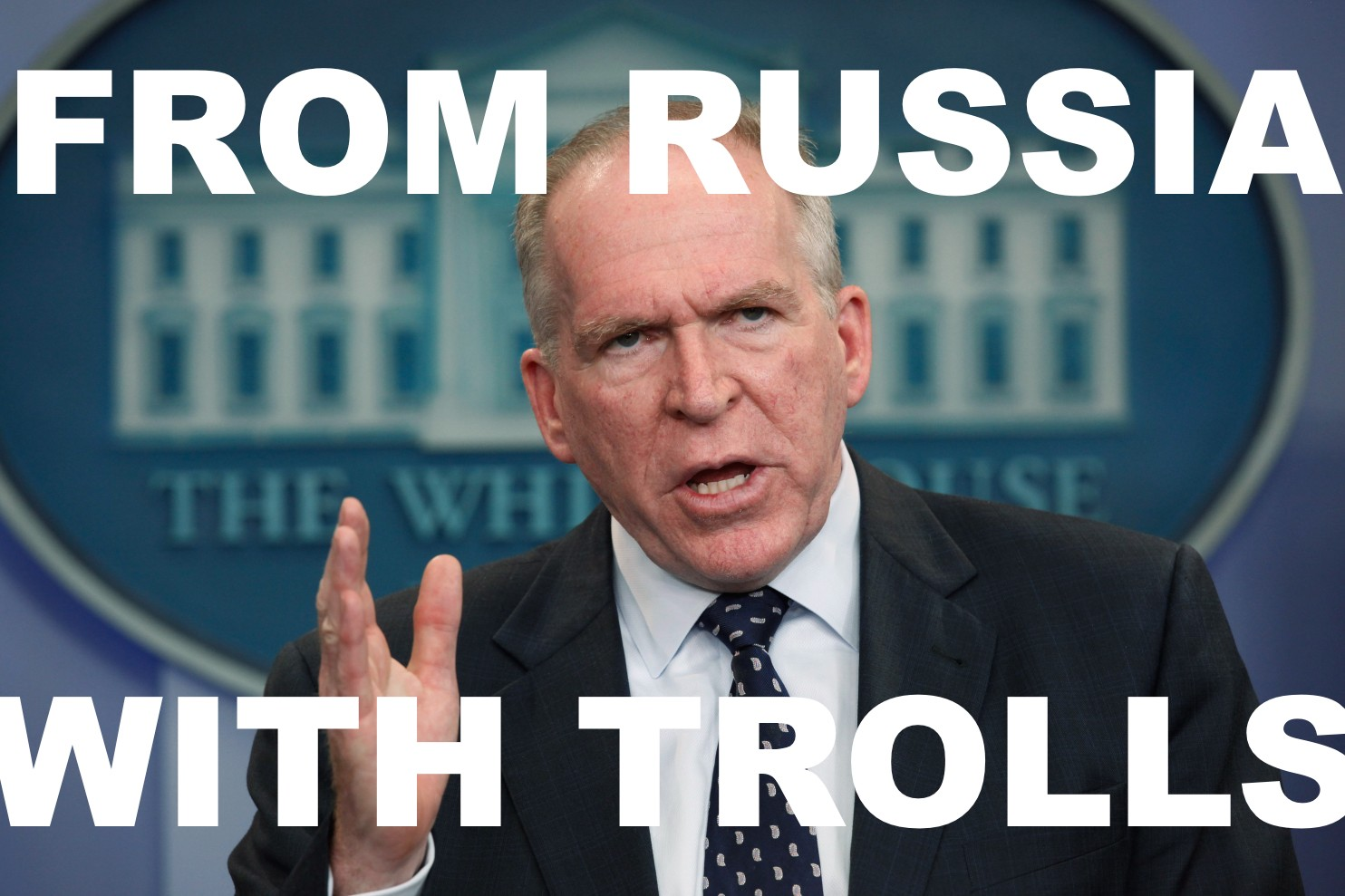 [DIRECTOR OF CIA, JOHN O. BRENNAN]