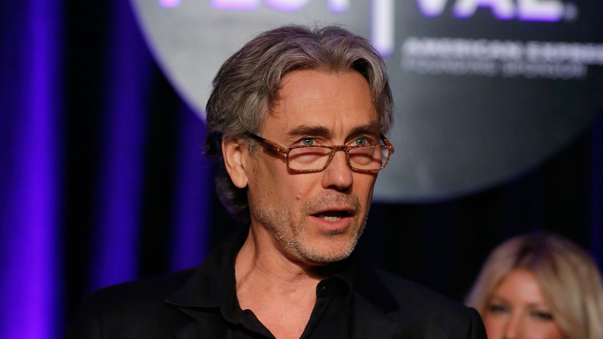 Tony Gilroy at speaking engagment