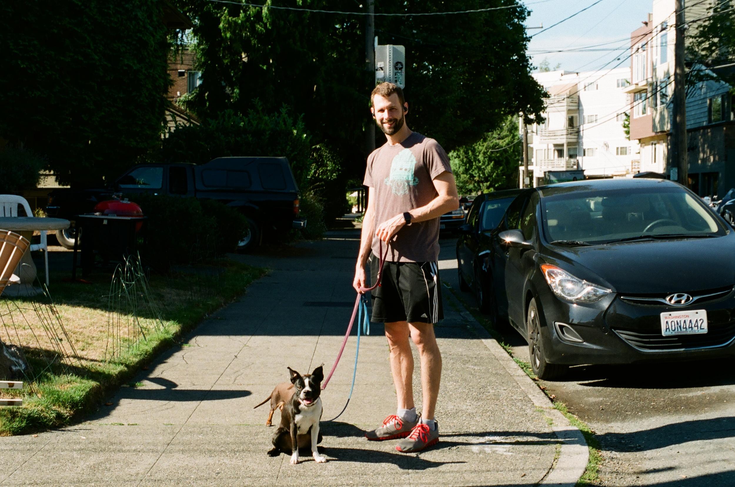 Craig and Maggie/Junior