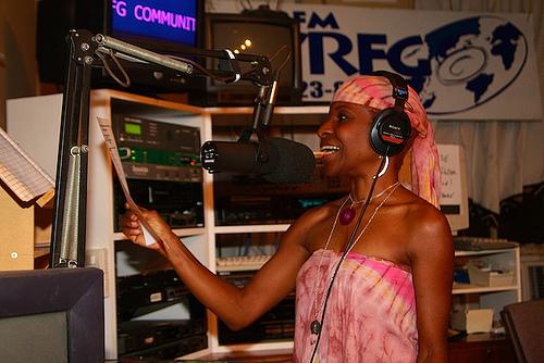 Adama, WRFG FM 89.3 Atlanta