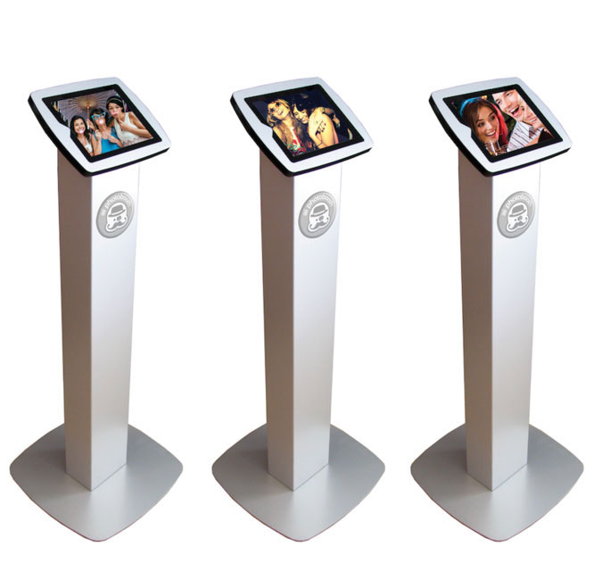 Independent Aluminum Kiosks