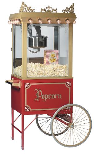 ClassicPopcorn Machine