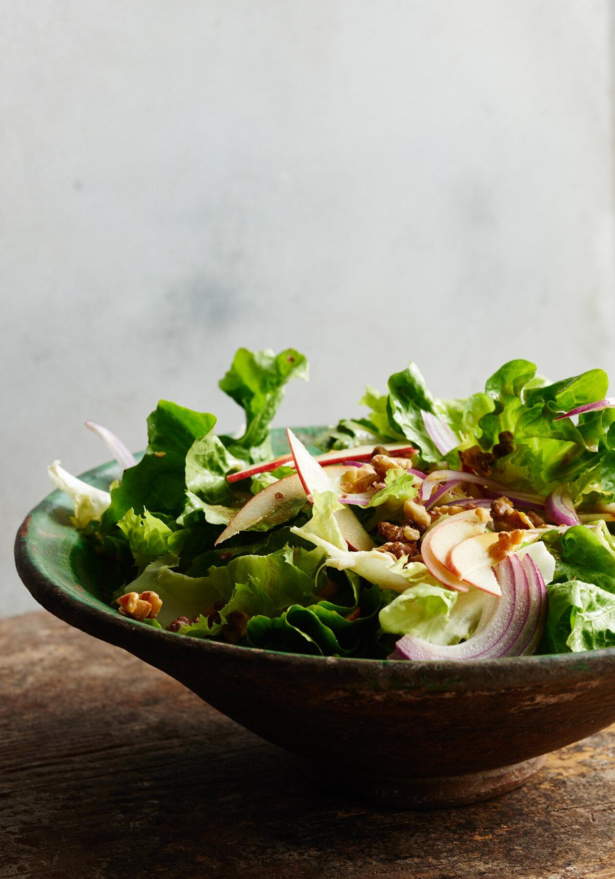 Escarole Salad Colu Henry