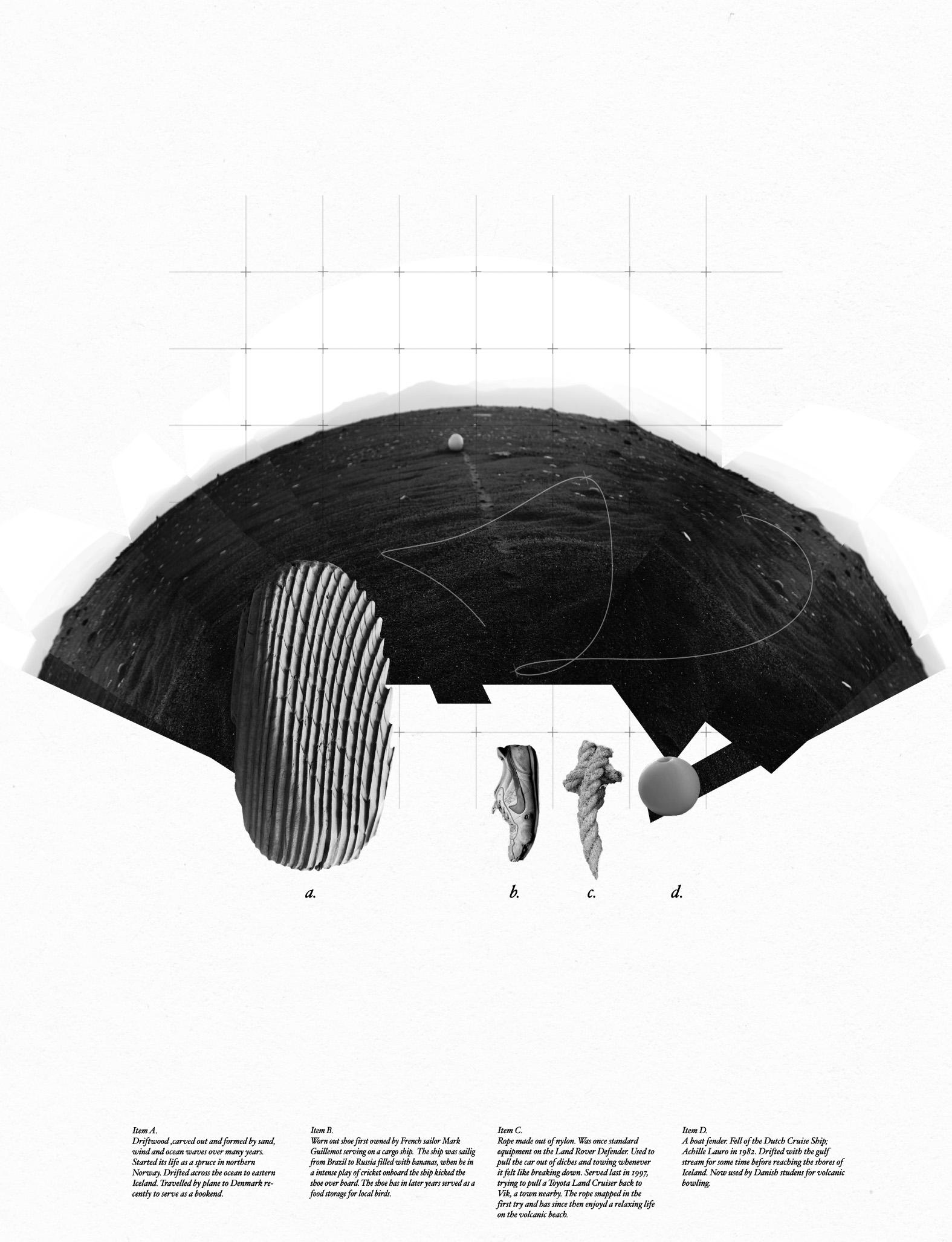 Collage by  Eilif Engebret Dahl
