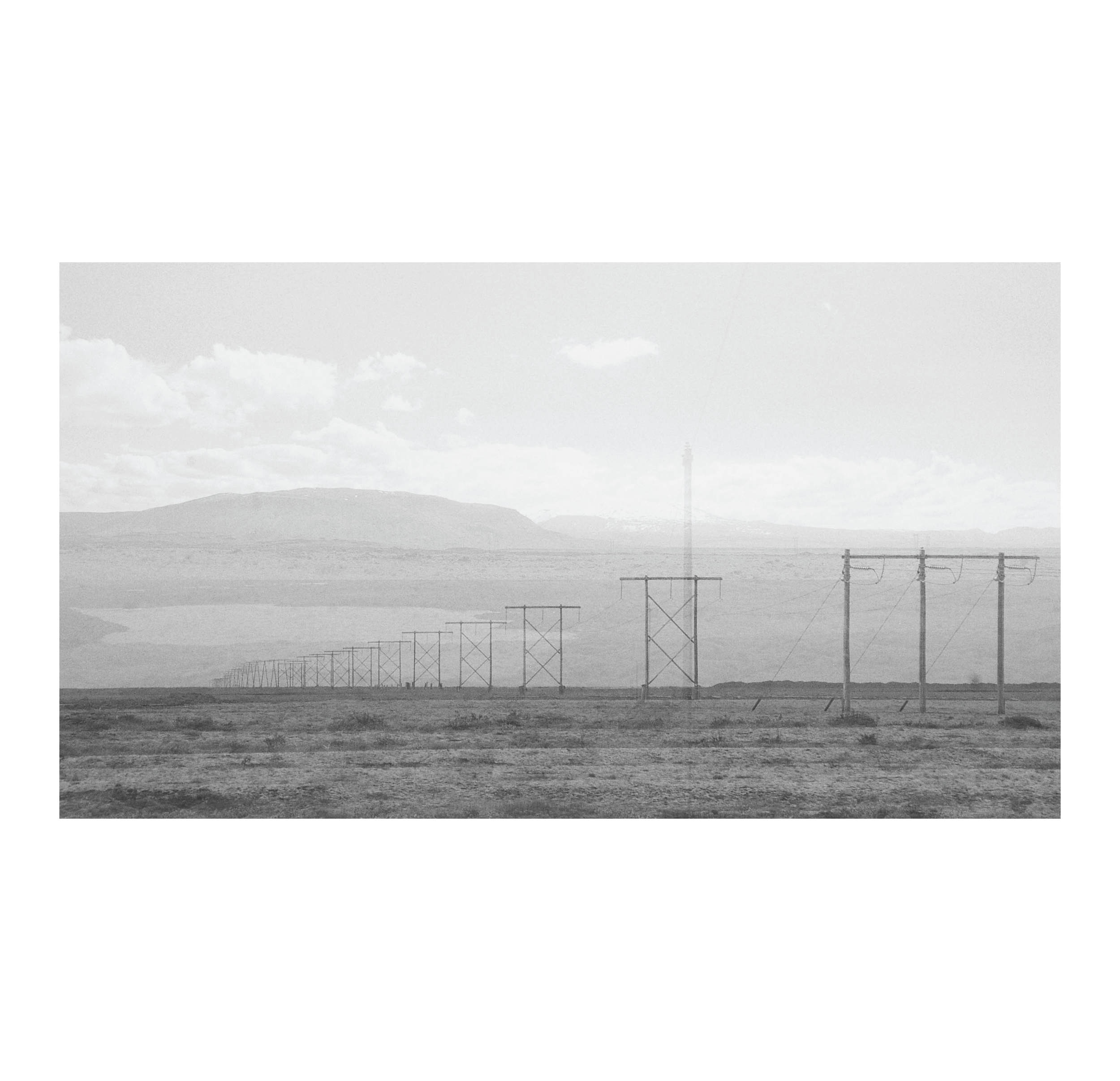 Pylon Collage by Johan Oskar Rasmussen