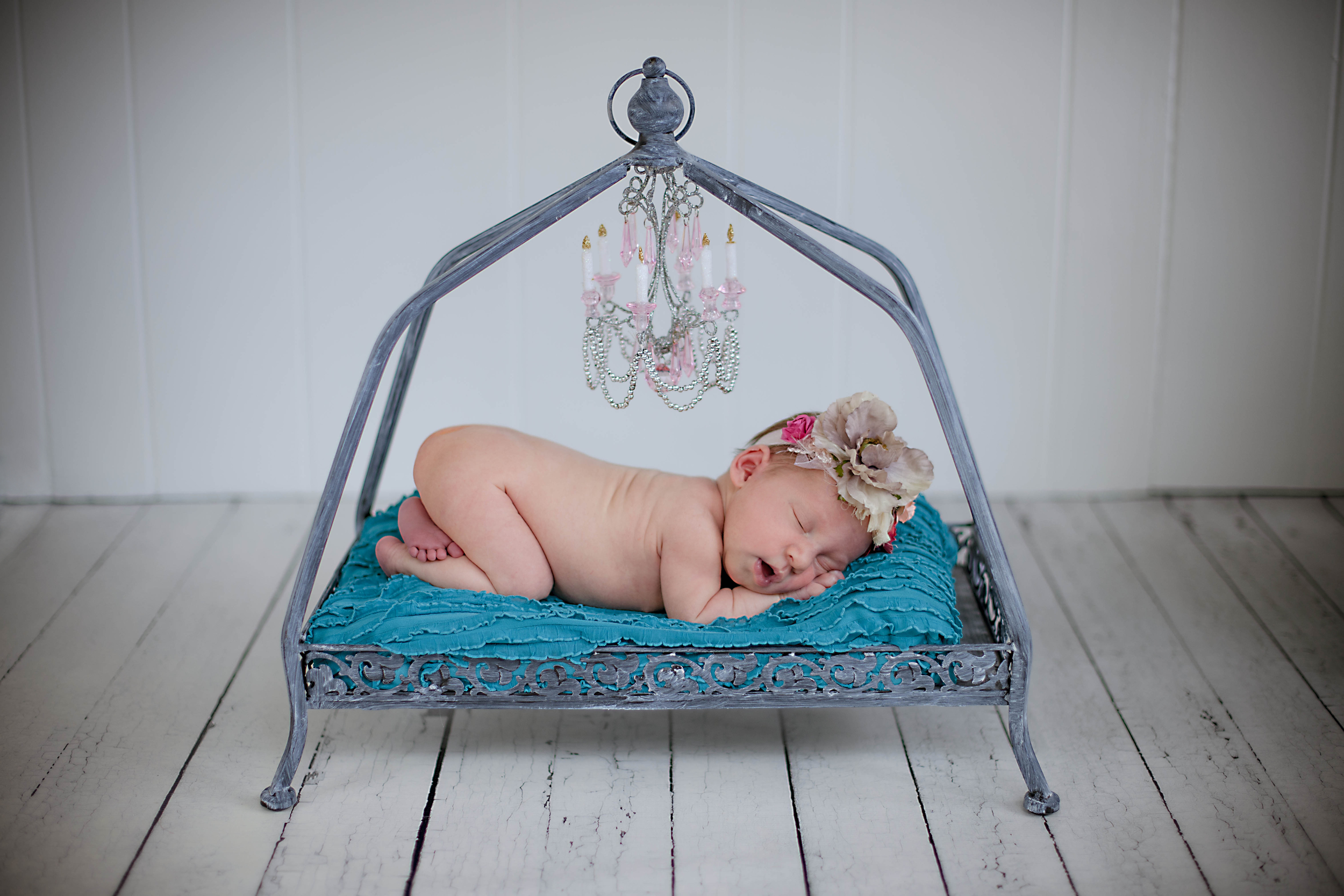 Girly Newborn Photographer Michigan Photos by Miss Ann.jpg
