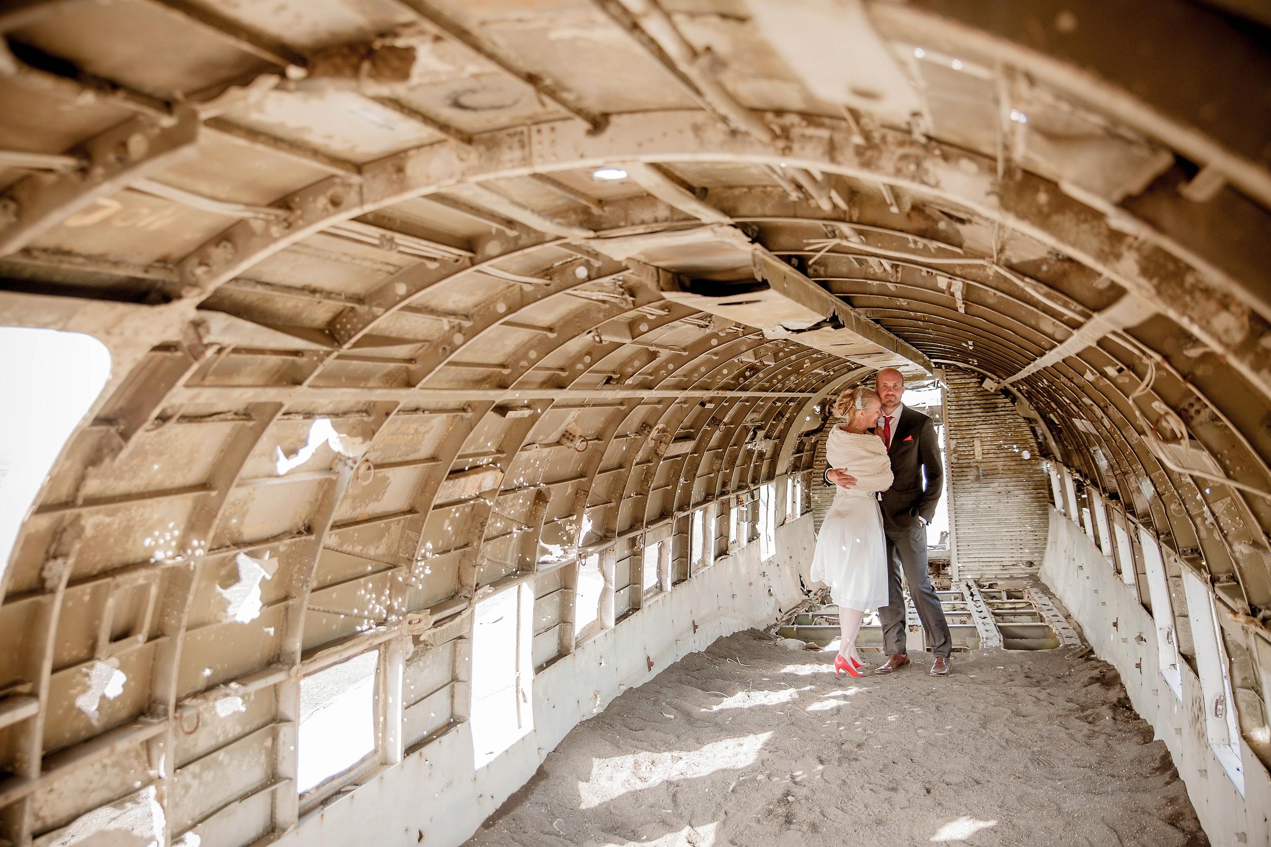 Iceland Crashed Airplane Wedding Photos by Miss Ann-4.jpg