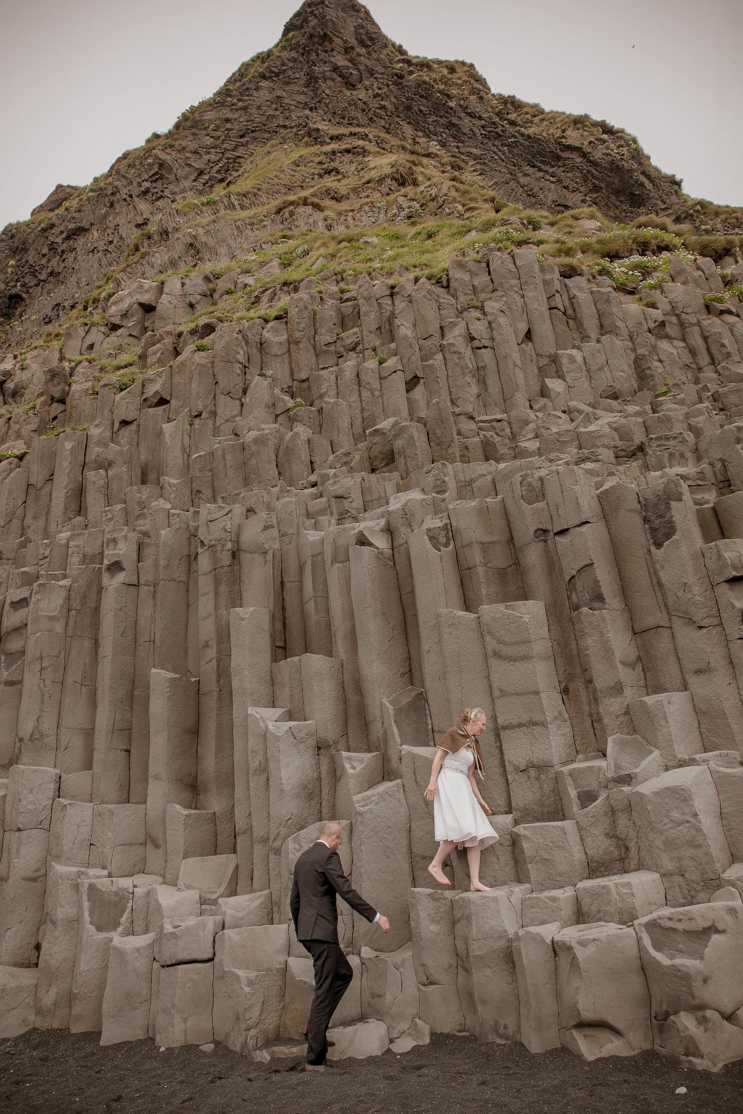 Iceland Wedding Vik Beach Photos by Miss Ann-6.jpg