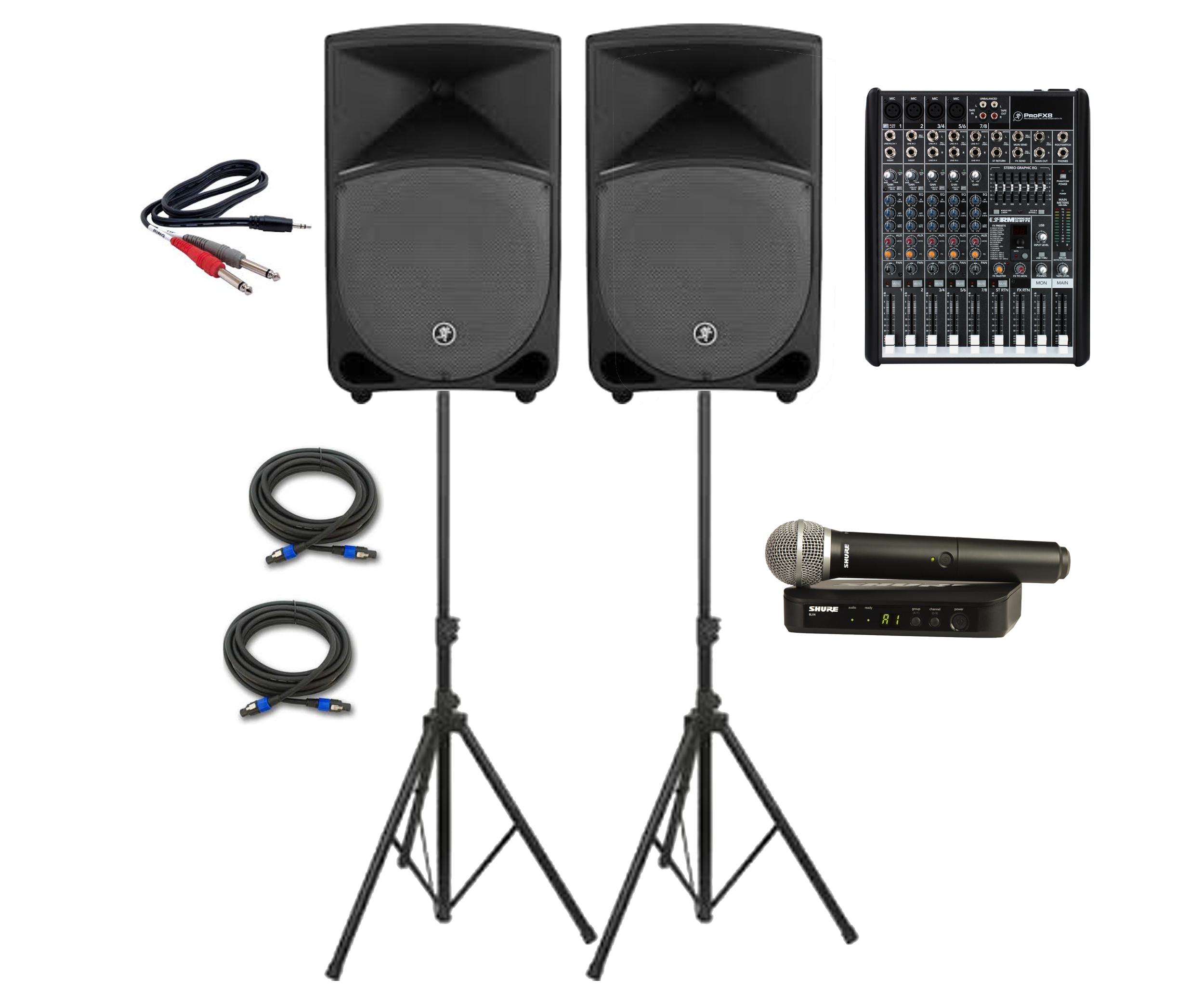 Wedding Sound System with Radio Mic.jpg