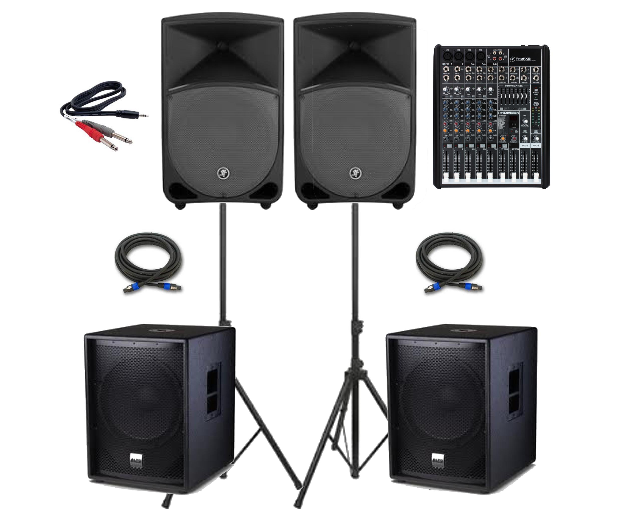 Wedding Sound System with 2xSub .jpg