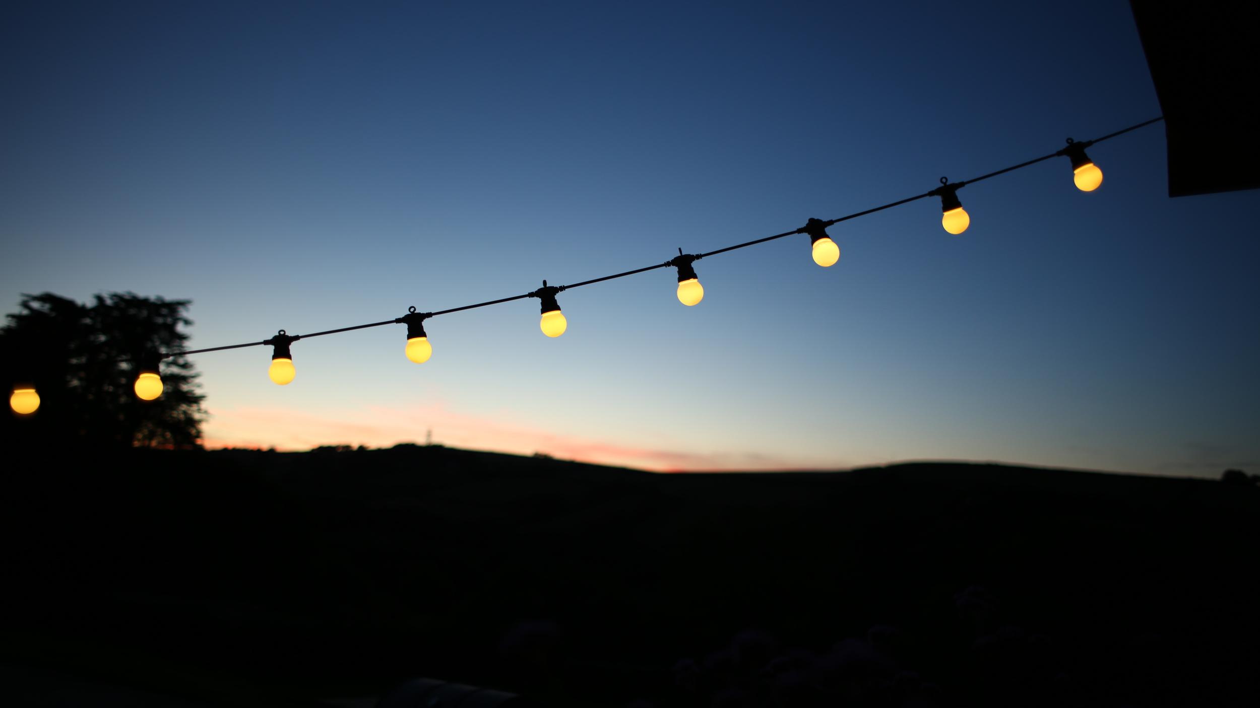 Styles Audio Festoon Lighting