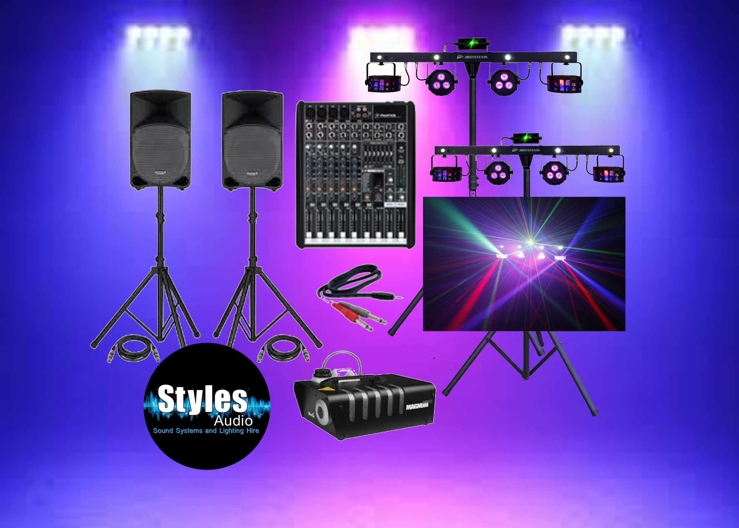 Styles-Audio-ipod-party-ighting-package-2
