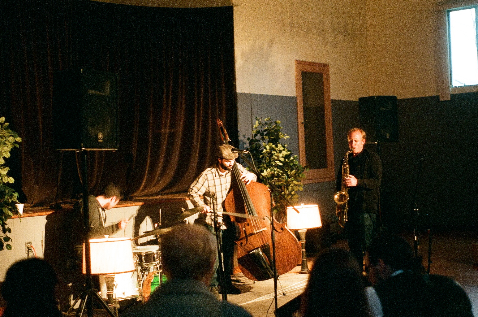 Dave Hassell Trio