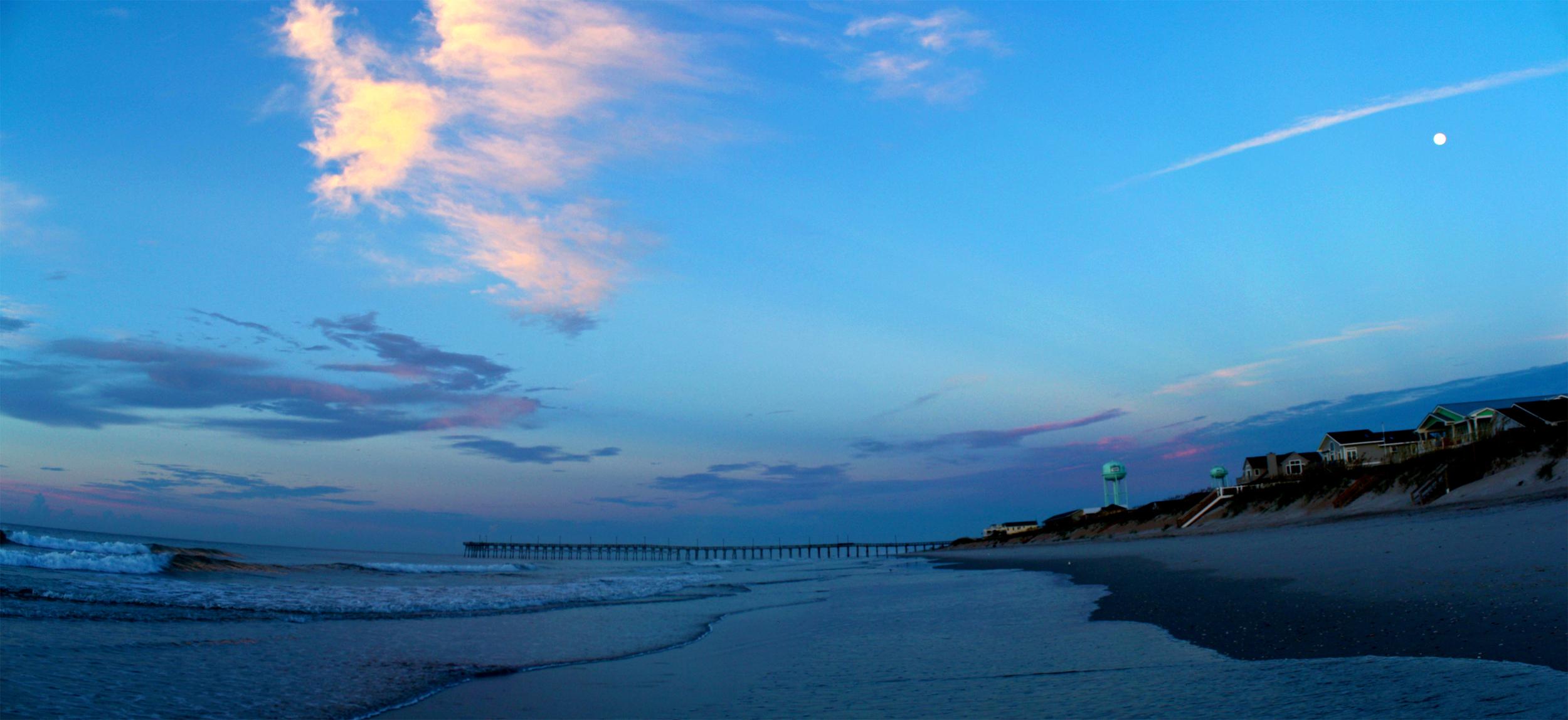 Topsail Beach, NC, August 2013