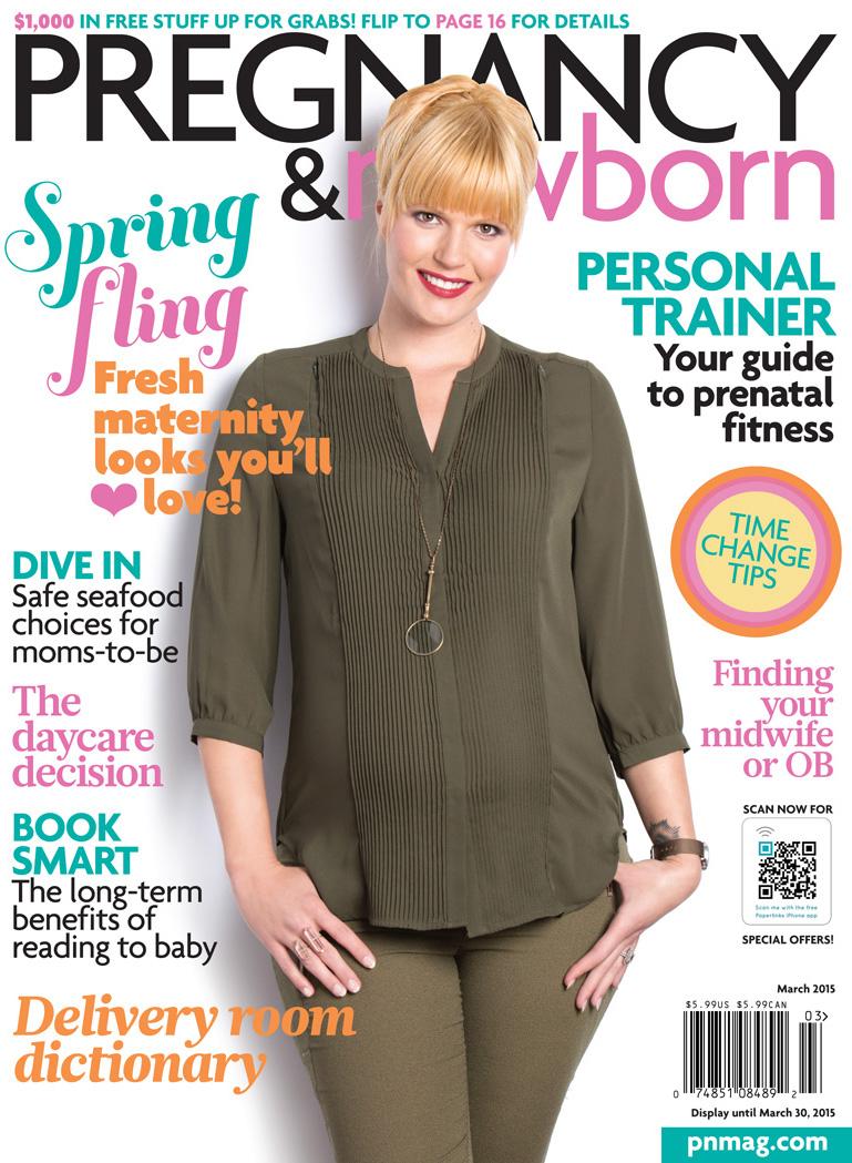 lot801 press pregnancy & newborn magazine